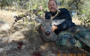 First Archery Coues Deer