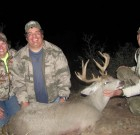 Scott Adams shoots a massive Coues Buck on video!