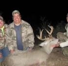Scott Adams shoots a massive Coues Buck on video!
