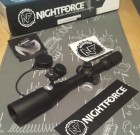 BNIB C245 Nightforce Scope NXS 5.5-22x56mm  – .250 MOA – NP-1 Riflescope