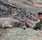 Gigantic Coues taken by Philip Barret with the help of site sponsor AZ Ground Pounders Outfitters!