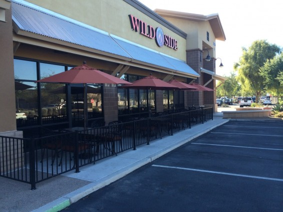 wild side grill building