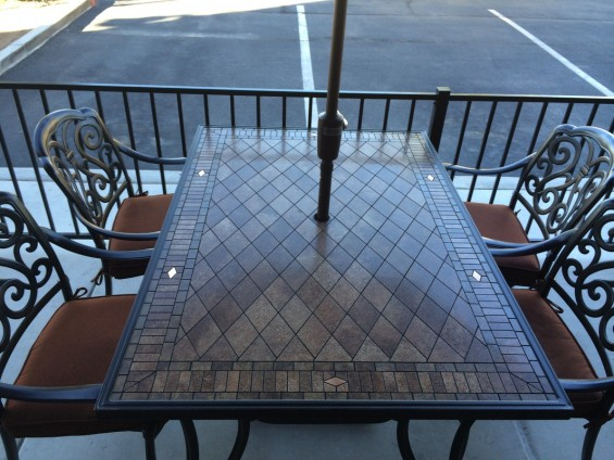 wild side grill outdoor seating