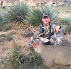 First Coues Buck