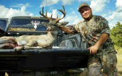 Hunter4life09 got a great buck on his Oct 2014 hunt.