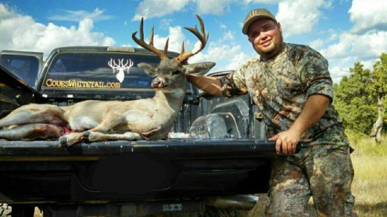 111 inch coues buck