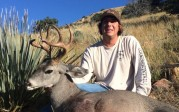 Couescrazy31 and his 2014 buck