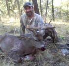 January 2014 Coues hunt
