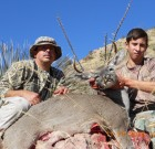 Manuel's First Deer Az 30A with Uncle Che /300yrds/ 270