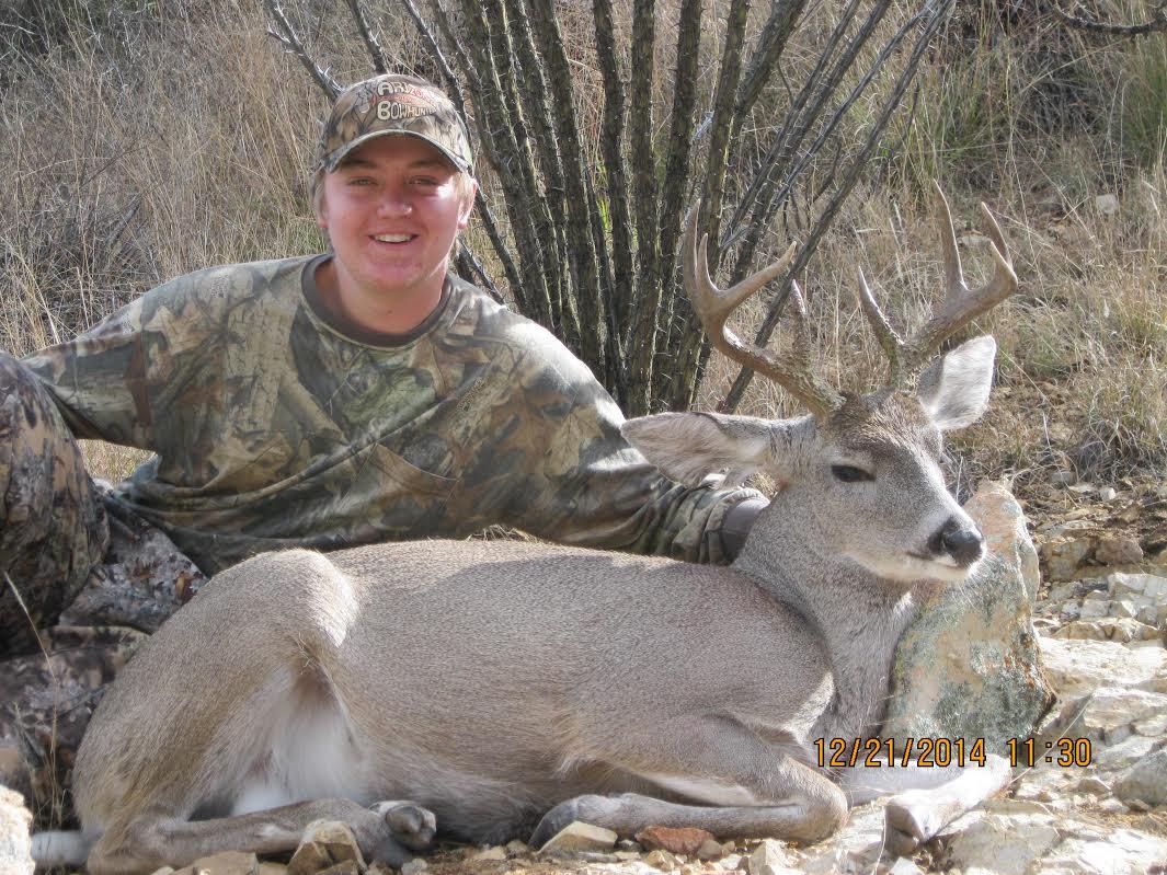 Gotta love that rut hunt!