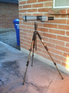 spotting scope 1