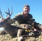 Finally arrowed 100+ inch buck