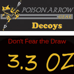 Poison Arrow Gear