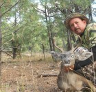 Gila Wilderness Coues Muzzleloader 5 yards 4day solo Hunt