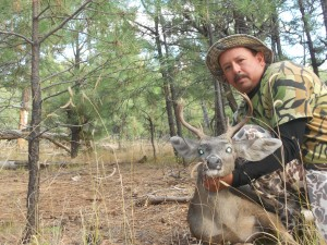 Gila Wilderness 4 day solo hunt 5yrds muzzleloader
