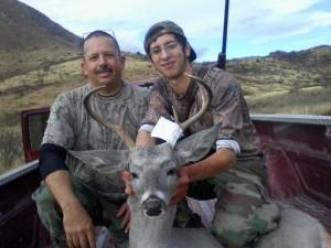 Manuel & Tio Chejuan  30A AZ 11-27-15. Nice Shot Manuel