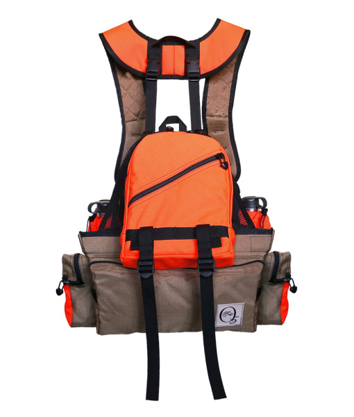 q5-centerfire-upland-bird-vest-orange-khaki-back-510x600