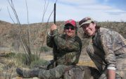 2017 Women's Javelina Hunting Camp
