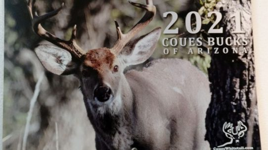 2021 Coues Calendars are in!